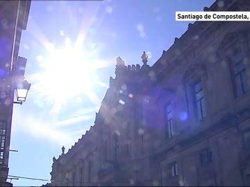 El tiempo está loco: nieva en Canarias y hace calor en Galicia