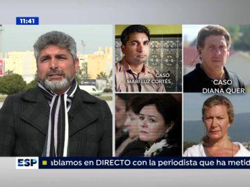 """Juan José Cortés, en el aniversario de la muerte de la pequeña Mariluz: """"Cuando se pierde una hija sigues teniendo corazón, pero no te riega la sangre"""""""