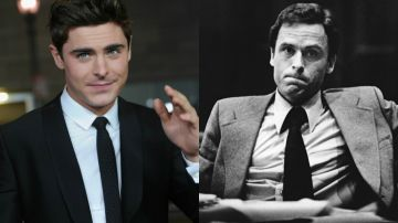 Zac Efron y Ted Bundy