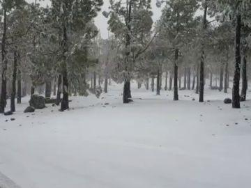 Gran Canaria mantiene el operativo ante posibles nevadas y lluvias fuertes