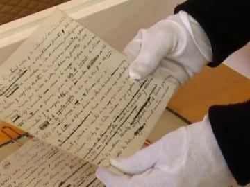 El Cabildo compra los manuscritos de los Episodios Nacionales