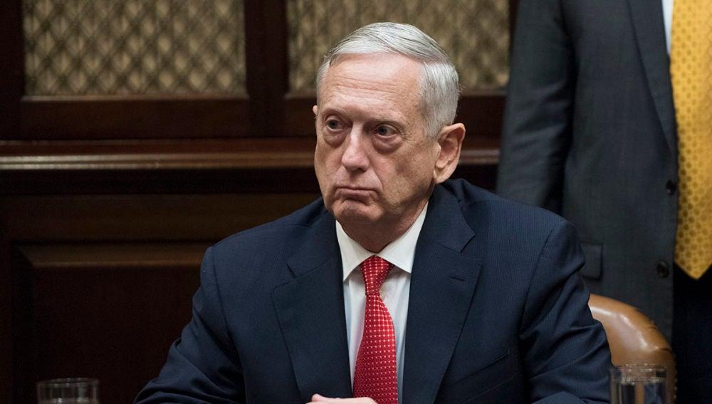 Secretario de Defensa de EEUU