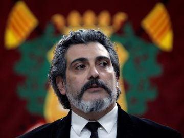 El alcalde de Callosa de Segura, Fran Maciá