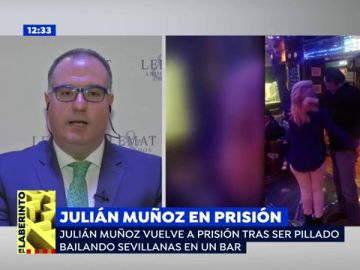 """El abogado de Julián Muñoz, tras la nueva entrada a prisión del exalcalde: """"No se está juzgando a la persona, sino al personaje"""""""