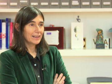 """María Blasco: """" Fuimos educados y crecimos en una España democrática y estamos preparados para los retos"""""""