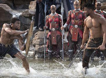 Fotograma de 'Black Panther'