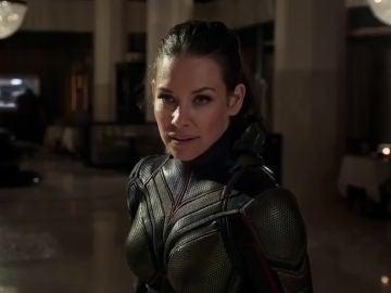 Evangeline Lilly en 'Ant-Man y la Avispa'