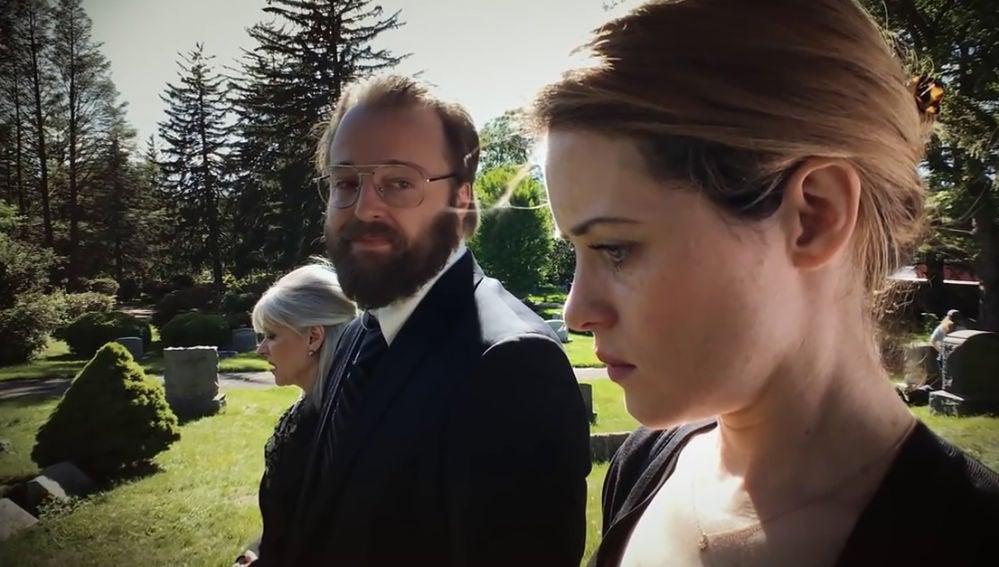 Claire Foy en 'Unsane'
