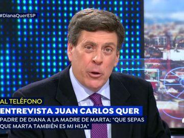 """Juan Carlos Quer, sobre la prisión permanente revisable: """"Pido a nuestros políticos que escuchen la voz de la calle"""""""