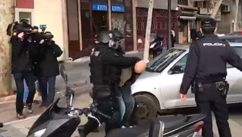 Presunto caso de abusos en Valencia