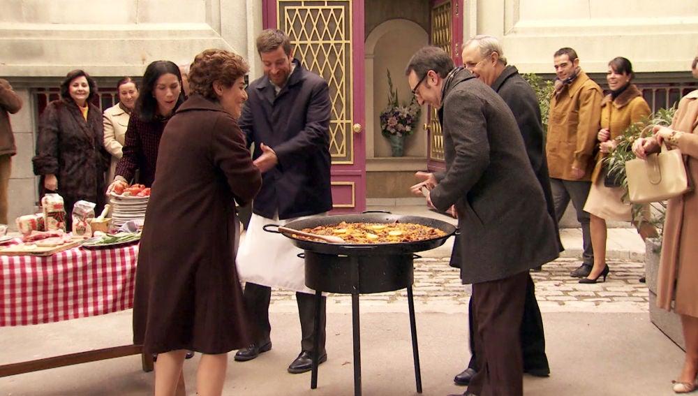 Los Asturianos preparan una gran sorpresa para Benigna