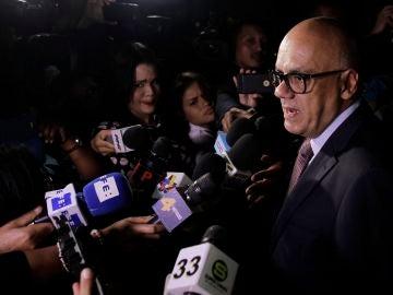 El jefe negociador del Gobierno venezolano