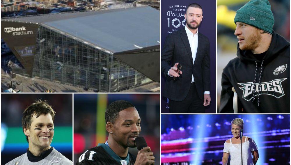El mundo del deporte se paraliza ante la Super Bowl 2018