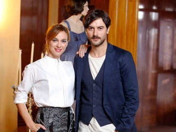 Marta Hazas y Javier Rey