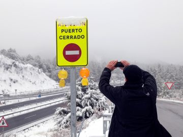 Una masa de aire marítimo polar dejará los próximos días una situación muy invernal