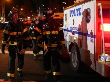 Bomberos Nueva York