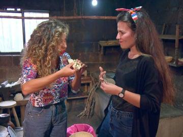 Carolyne se quita el anillo de casada y Sheyla intenta solucionarlo