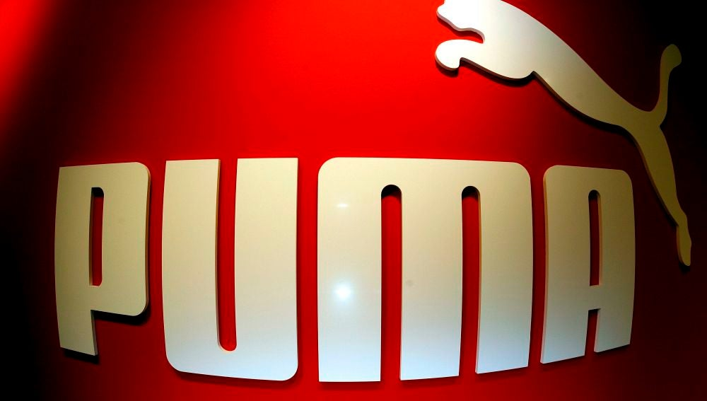 El logo de Puma