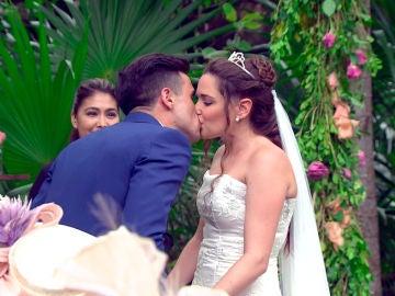 Tamara y Álvaro se dan un 'Sí, quiero' con dudas