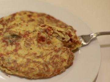 Tortilla gallega de Flash Flash Tortillería