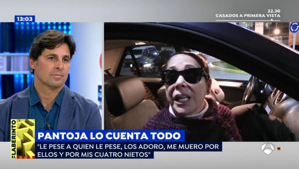 """Fran Rivera responde a las declaraciones de Isabel Pantoja:""""Nunca nos ha considerado ni a Cayetano ni a mí como hijo de Paquirri"""""""