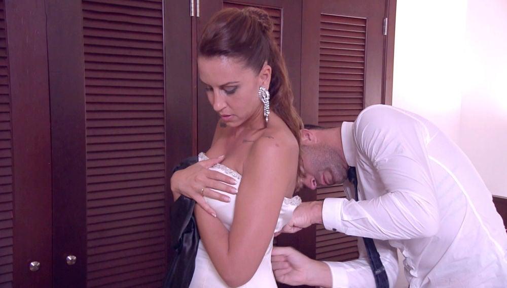 """Raúl en su noche de bodas: """"Me he quedado a medias"""""""