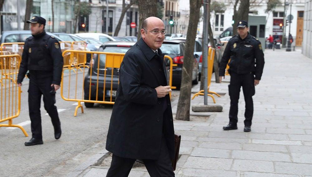 Pérez de los Cobos llega al Tribunal Supremo