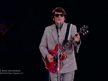 Roy Orbison, gracias al holograma, sale de gira de nuevo