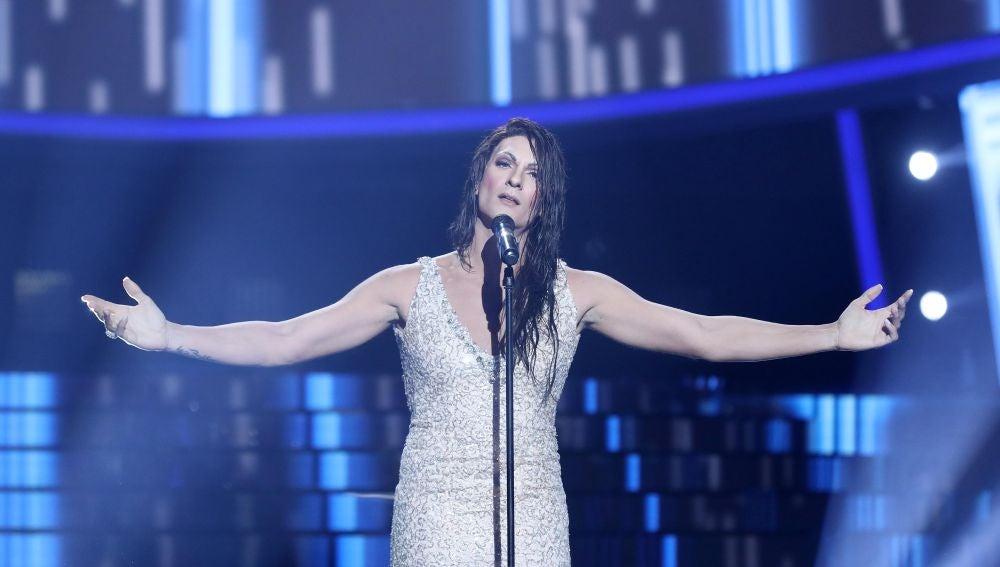 Fran Dieli se sumerge por completo con 'Dancing in the rain' a lo Ruth Lorenzo