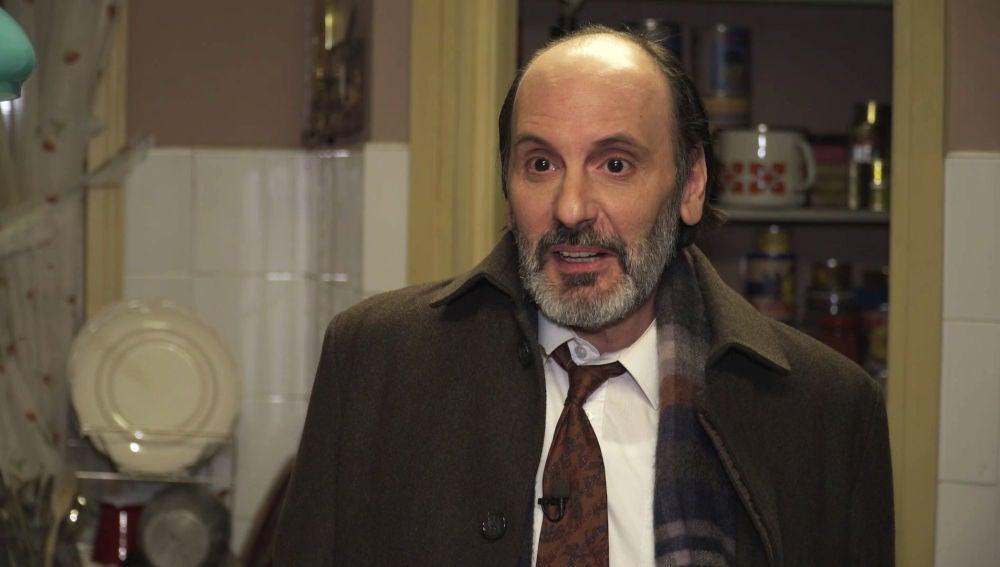 """Nacho Marraco: """"Santiago tiene un pasado oscuro"""""""
