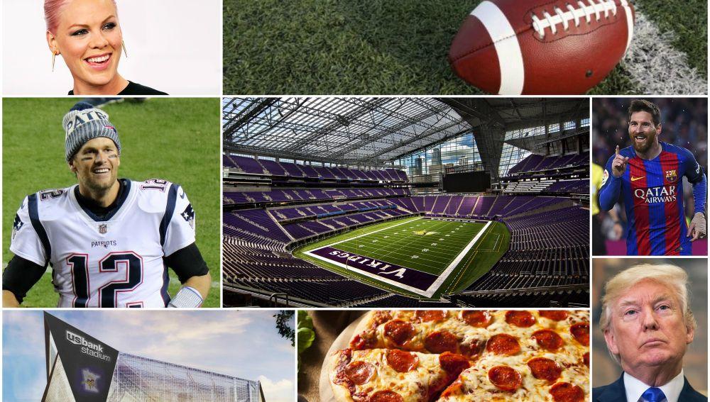 Super Bowl: New England Patriots vs Philadelphia Eagles