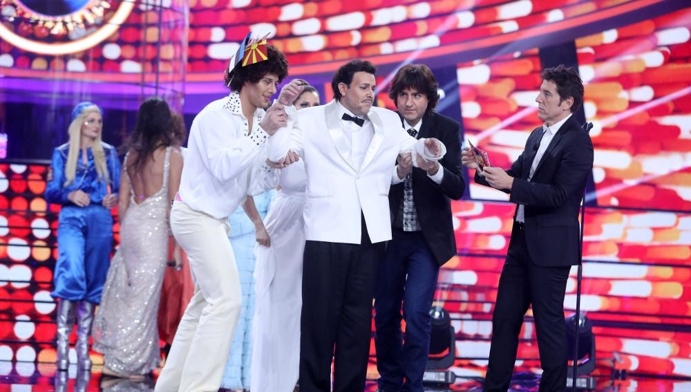 Los concursantes de 'Tu cara me suena' se enfrentan al viral 'Dance Challenge'