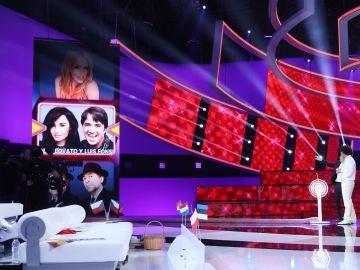Demi Lovato y Luis Fonsi, Joaquín Sabina y The Cranberries en la decimoséptima gala de 'Tu cara me suena'