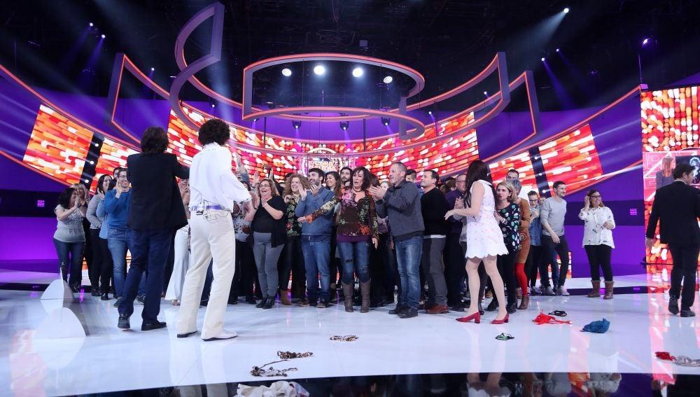 Raúl Pérez se gana el '12' de Àngel Llàcer gracias al público de 'Tu cara me suena'