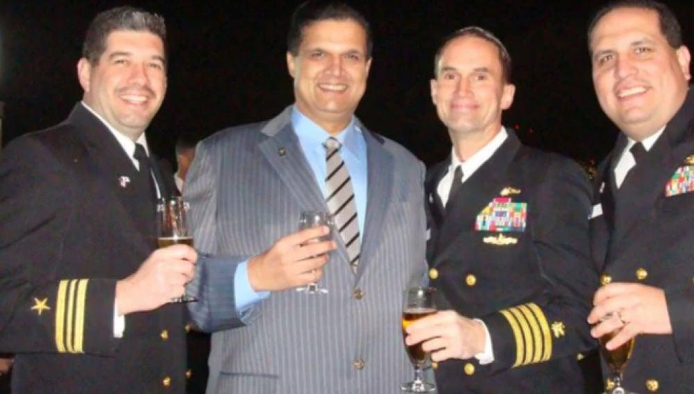Escándalo de sobornos en la Armada de EEUU