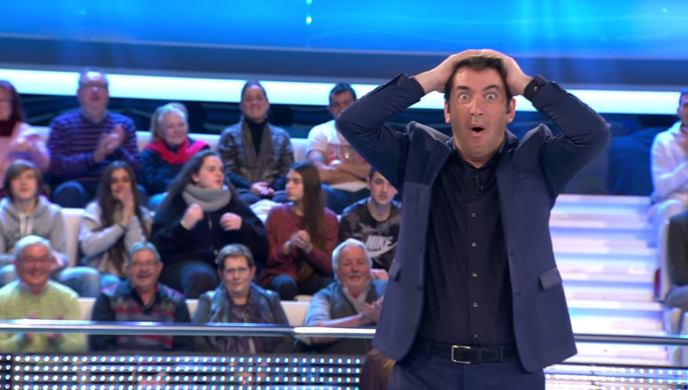 Arturo Valls en '¡Ahora Caigo!'.
