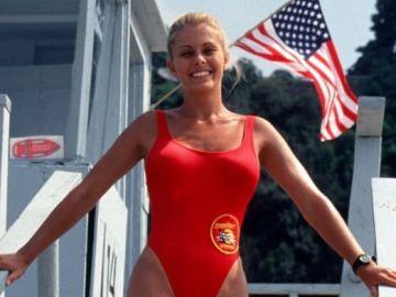 Nicole Eggert, actriz que interpretó a Summer en 'Los vigilantes de l