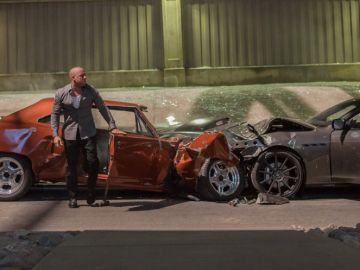 Fotograma de 'Fast and Furious'