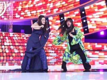 Roko y Àngel Llàcer interpretan el famoso tema 'Euphoria' de Loreen