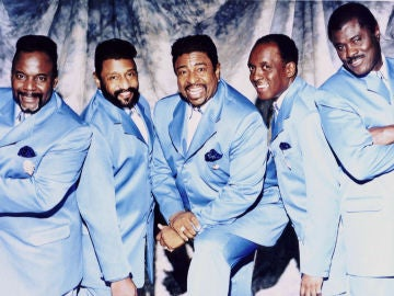 El grupo The Temptations
