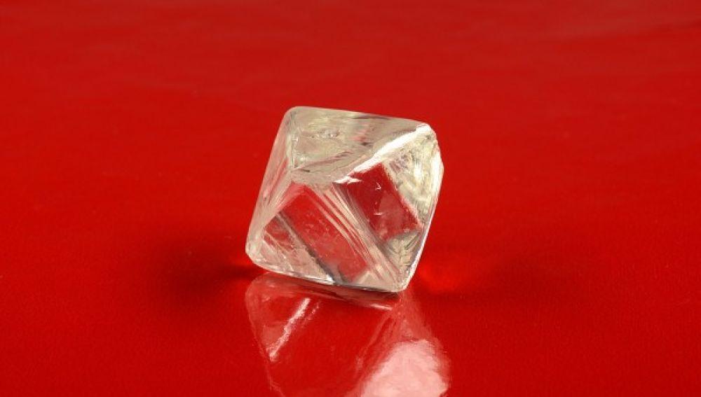 El diamante de 97,92 quilates