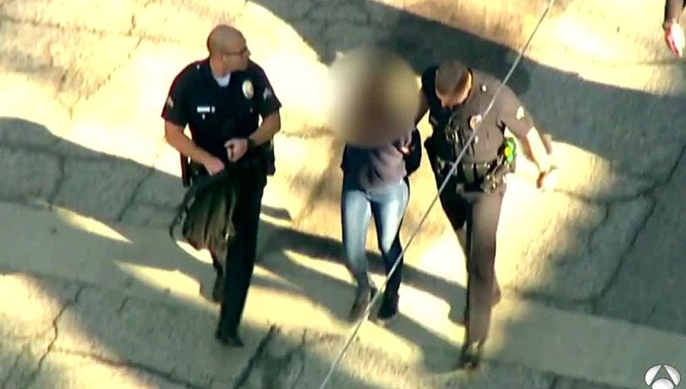 La policía ha detenido a una niña de 12 años como sospechosa del tiroteo