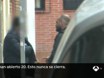 'Espejo Público' se adentra en la 'zona cero' de los narcopisos de Vallecas