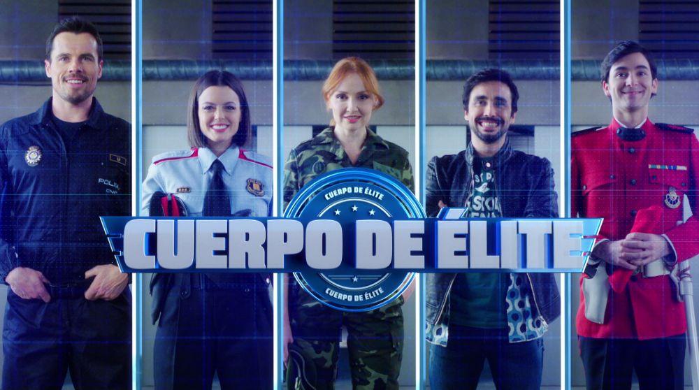 Cuerpo de elite 1x11 Espa&ntildeol Disponible