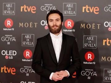 El famoso actor Ricardo Gómez