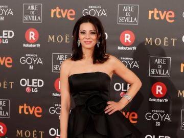Ana Álvarez también ha apostado por el negro en esta 32 edición