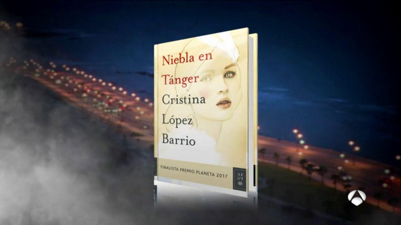 Cristina López Barrio Recorre Los Escenarios En Los Que Está Ambientada Su Novela Niebla En Tánger