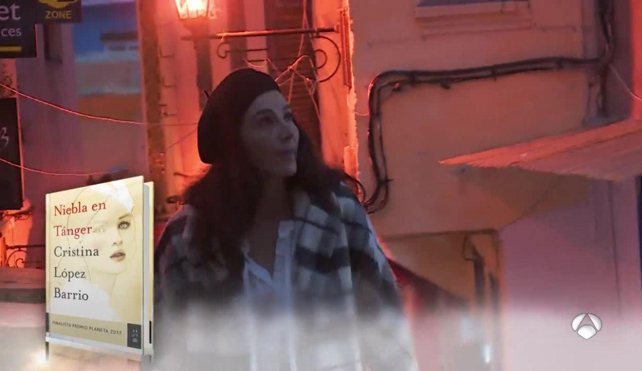 Cristina López Barrio, autora de 'Niebla en Tánger'