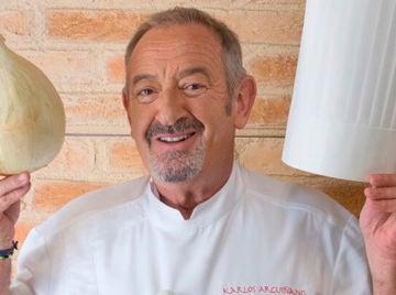 El cocinero vasco Karlos Arguiñano
