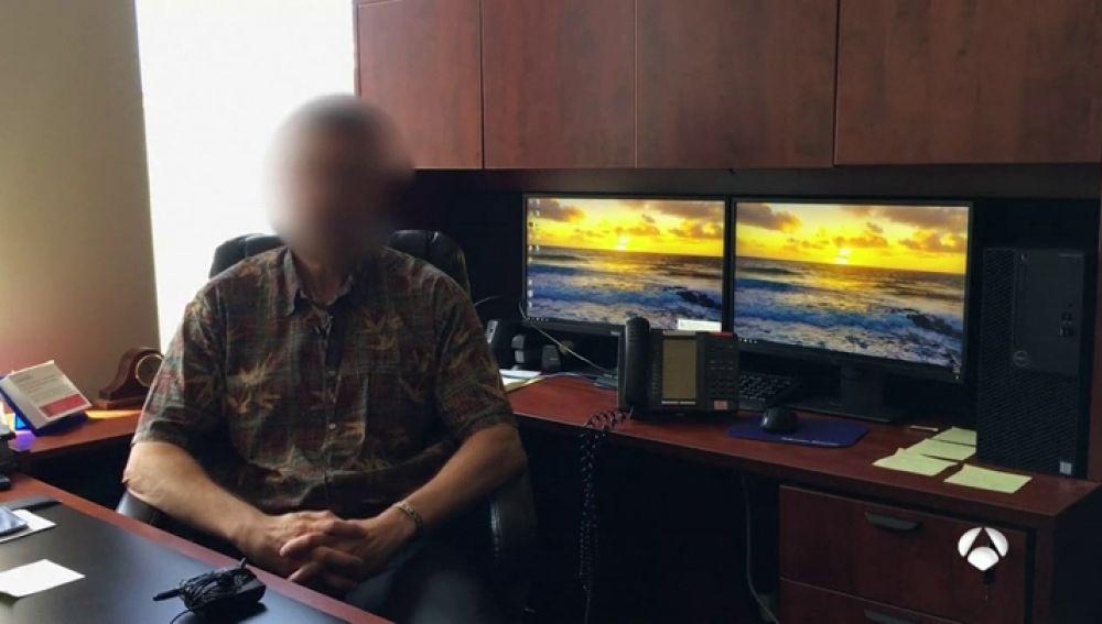 """""""Me siento fatal por haber hecho cundir el pánico"""", la disculpa del hombre que activó por error la alerta de un ataque con misiles en Hawai"""